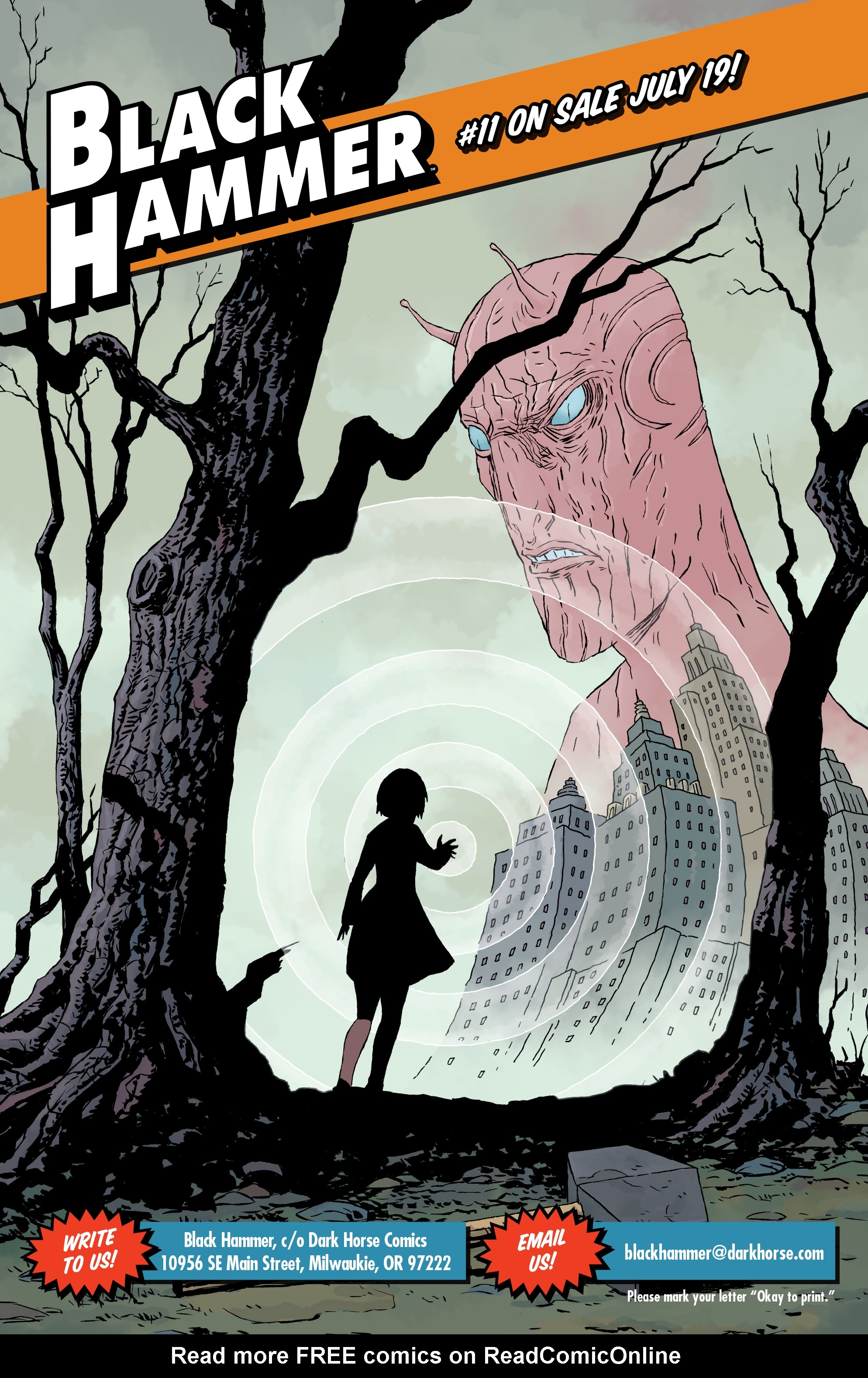 Read online Black Hammer comic -  Issue #10 - 26