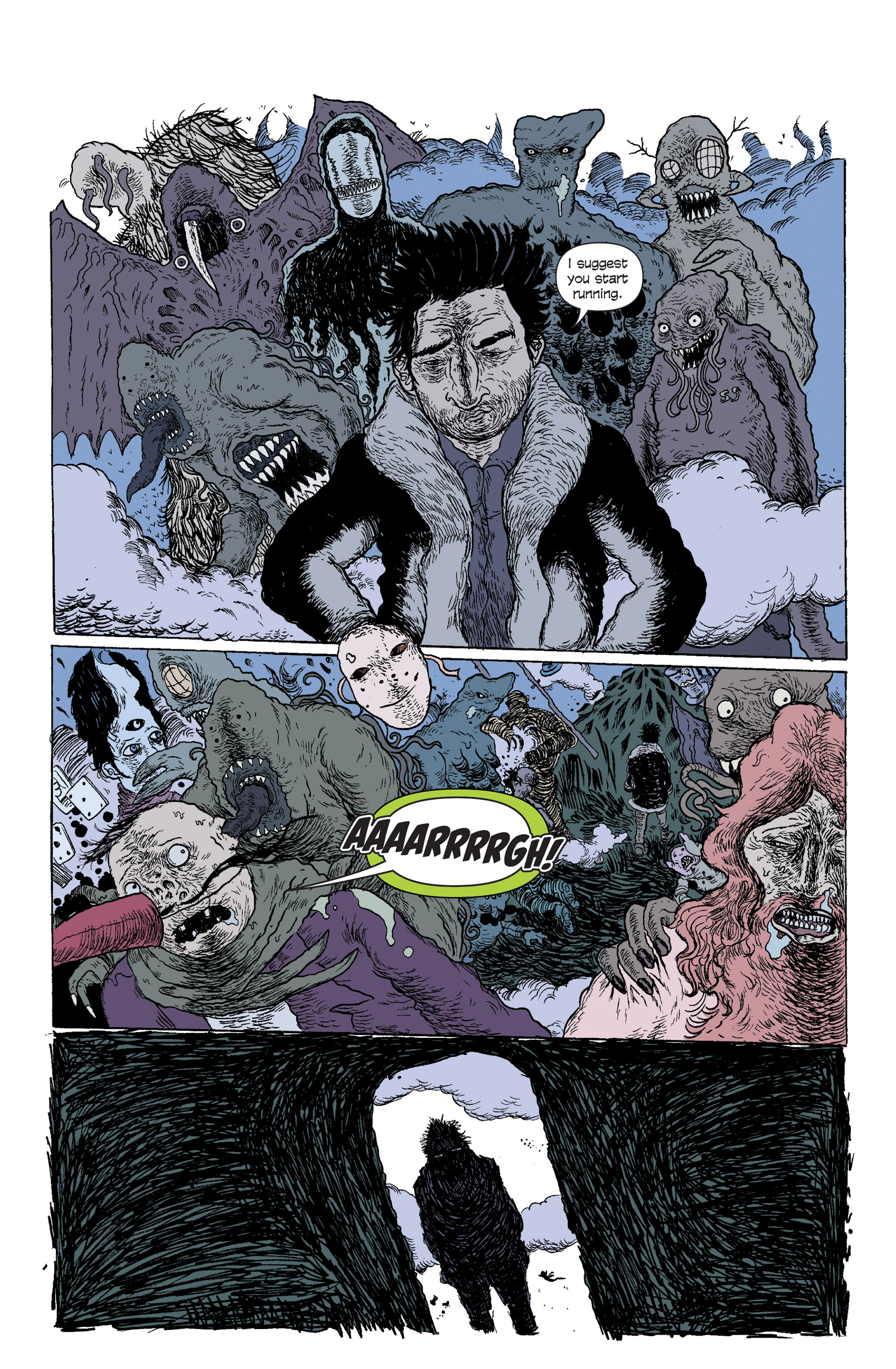 Read online And Then Emily Was Gone comic -  Issue #5 - 12