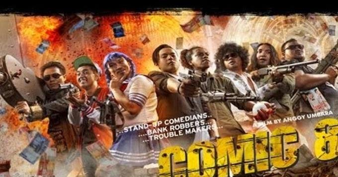 Daftar Film Bioskop Indonesia Januari 2014