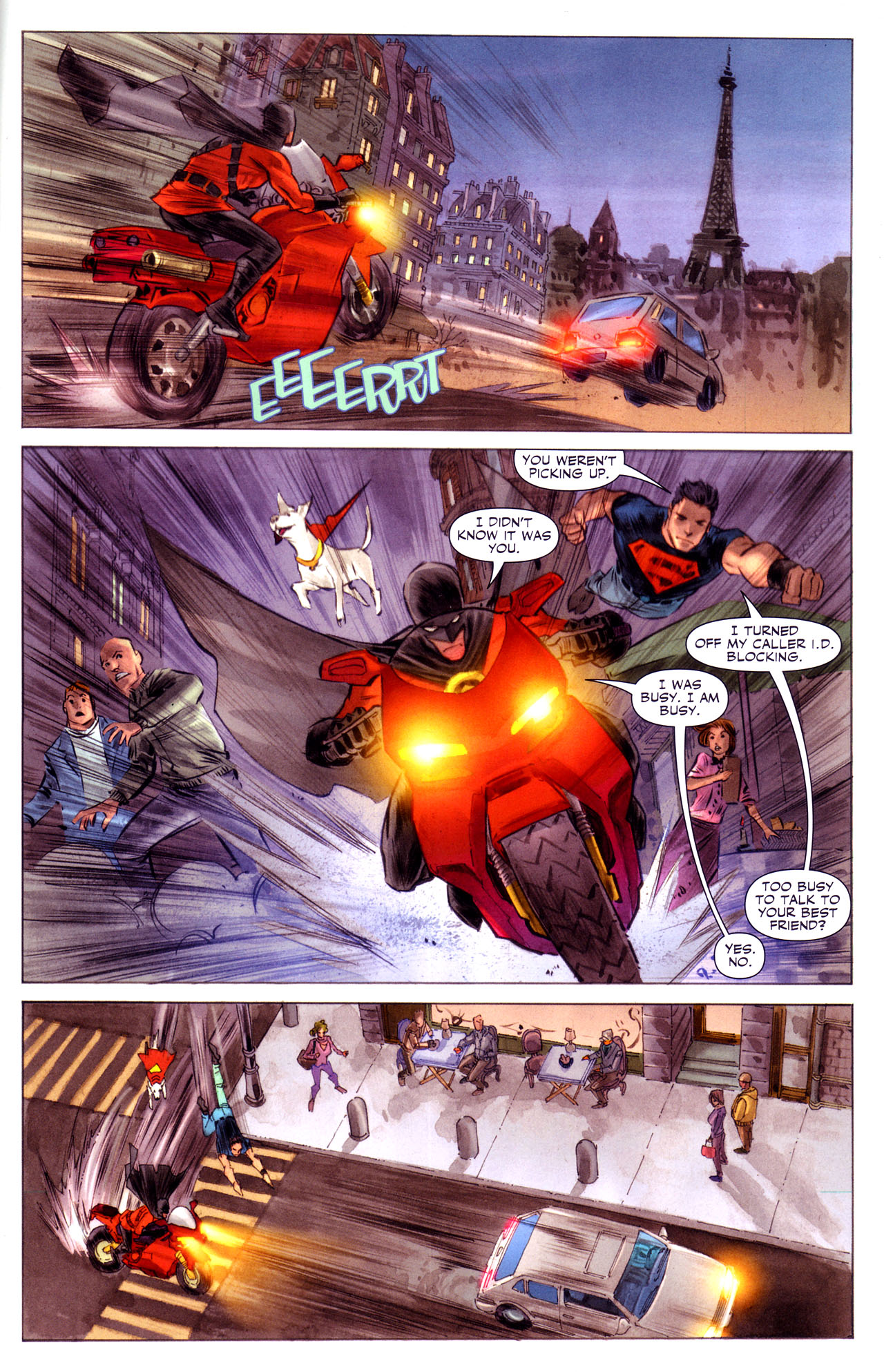 Read online Adventure Comics (2009) comic -  Issue #3 - 12