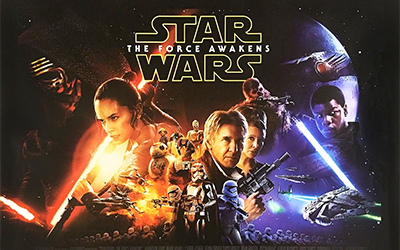 Star Wars The Force Awaken Netflix