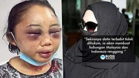 Datin Dihukum Penjara 8 Tahun Akibat Mendera Amah Indonesia