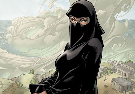 superhero muslim marvel comics