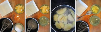 Tarta de pera y manzana (Siempredulces) - Elaboración Paso 14