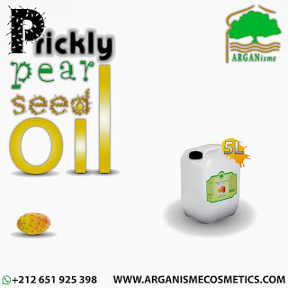 Prickly Pear Seed Oil / Barbary Fig Seed Oil