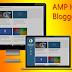 Download Gratis AMP HTML Blogger Template Kang Ismet