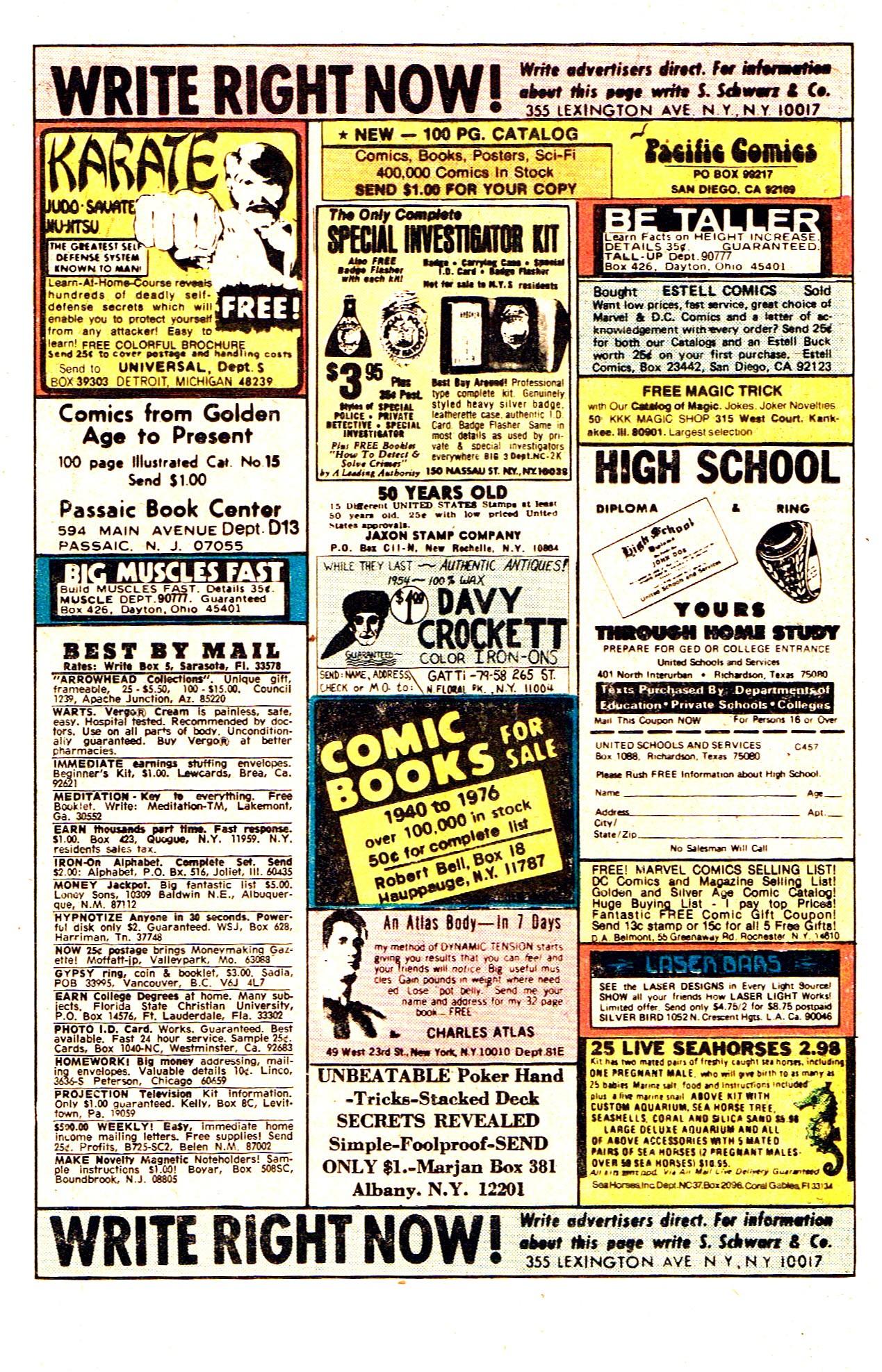 Read online All-Star Comics comic -  Issue #66 - 18