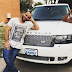 Ramsey Nouah Shows Off His Customized Range Rover (Pictured)