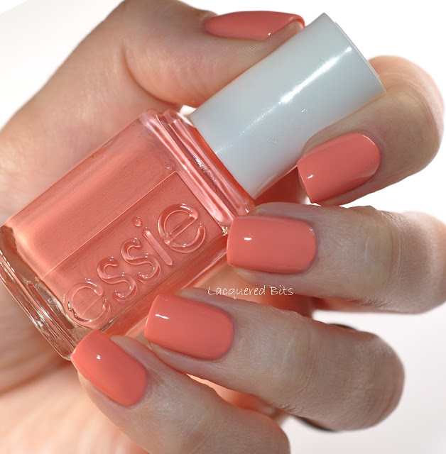 Peach Side Babe Essie Summer 2015