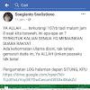 Pakar IT Unair Dr. Soegianto Soelistiono: Di Saat Umat Islam Taraweh, Di Situng KPU Suara 02 Terkurangi 107 Ribu