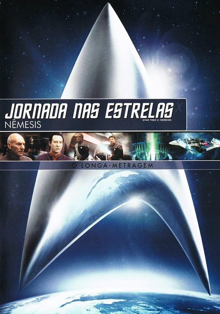 Jornada nas Estrelas 10: Nêmesis – Dublado (2002)