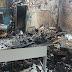 Incêndio criminoso destrói sede da RB Segurança, em Ruy Barbosa