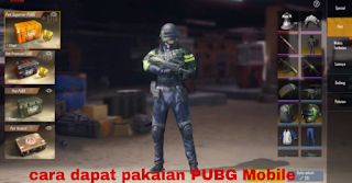 How do I get Pubg iconic clothing for free?  Get grass clothes types of legendary clothes from Pubg