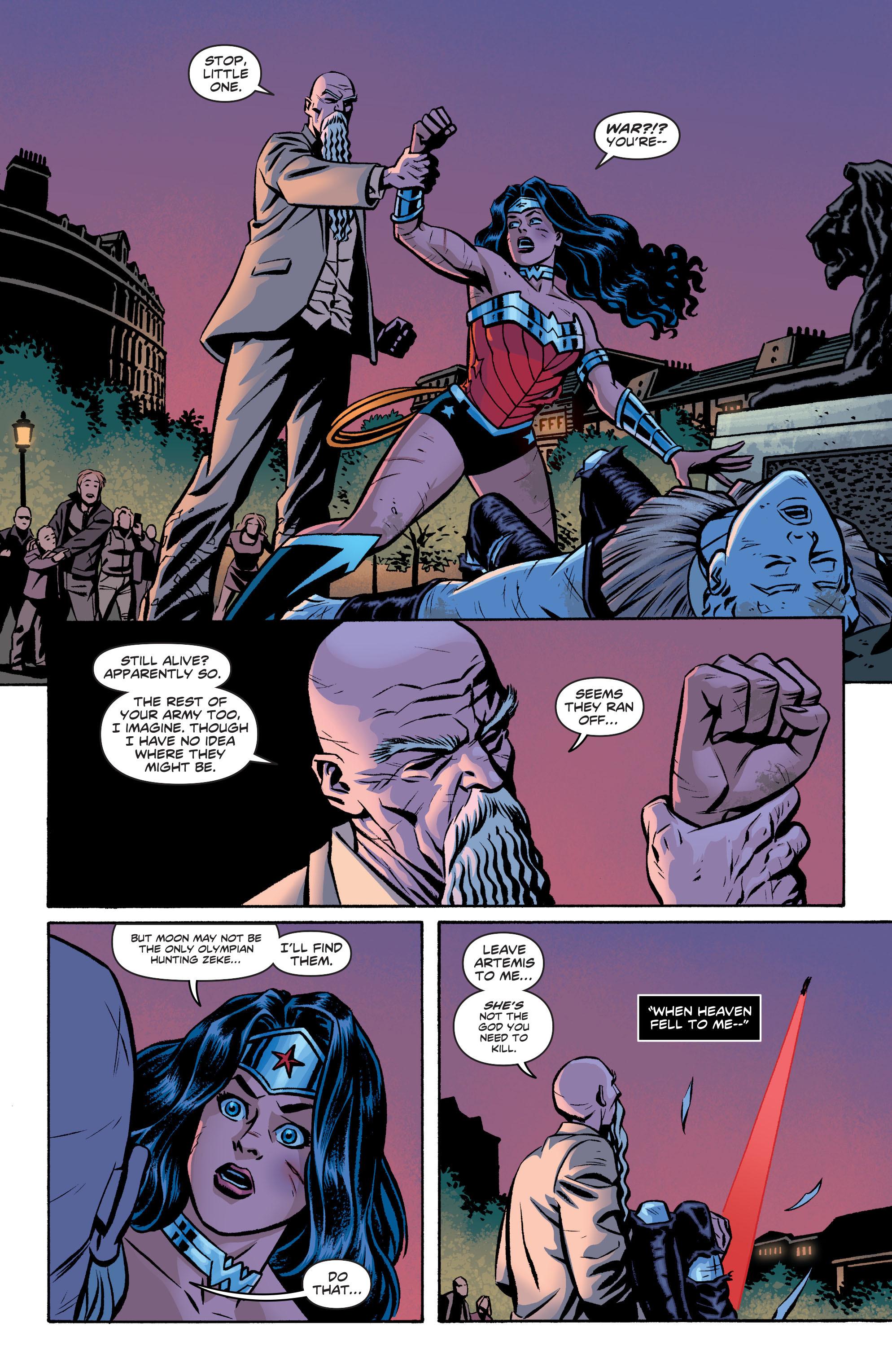 Read online Wonder Woman (2011) comic -  Issue #20 - 15