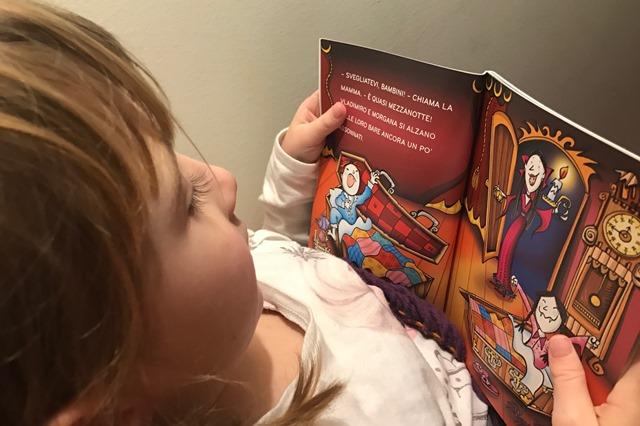 leggere a 6 anni prima letture