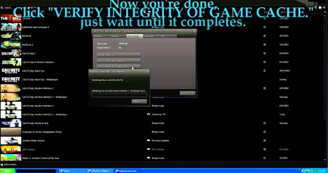 "Langkah untuk memperbaiki ""game verify cache"" GTA V"