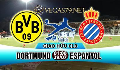 Nhận định, soi kèo nhà cái Dortmund vs Espanyol