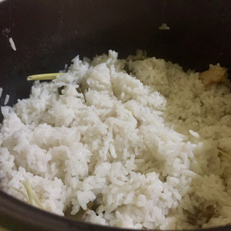 Resep Nasi Uduk Anti Gagal