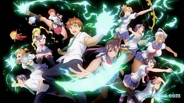 Rekomendasi Anime Ecchi Part 3