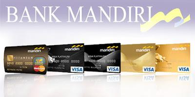 Cara Bayar Kartu Kredit Mandiri via ATM Mandiri Dan ATM Bersama