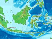 Batas Wilayah Indonesia Secara Astronomis dan Geografis