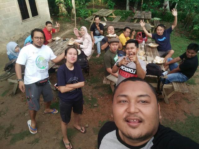 Wisata Dusun Margahayu   Camp Eru Way Kambas.
