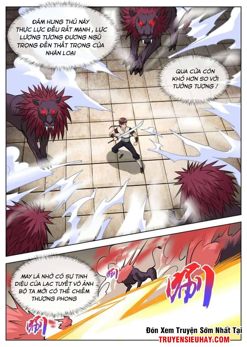 Đại Kiếm Thần - Chap 56