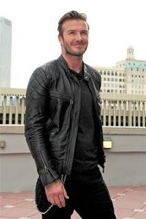 Gambar Jacket Beckham
