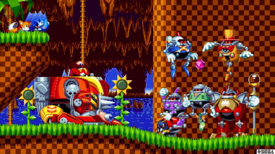 Sonic Mania screenshot 4
