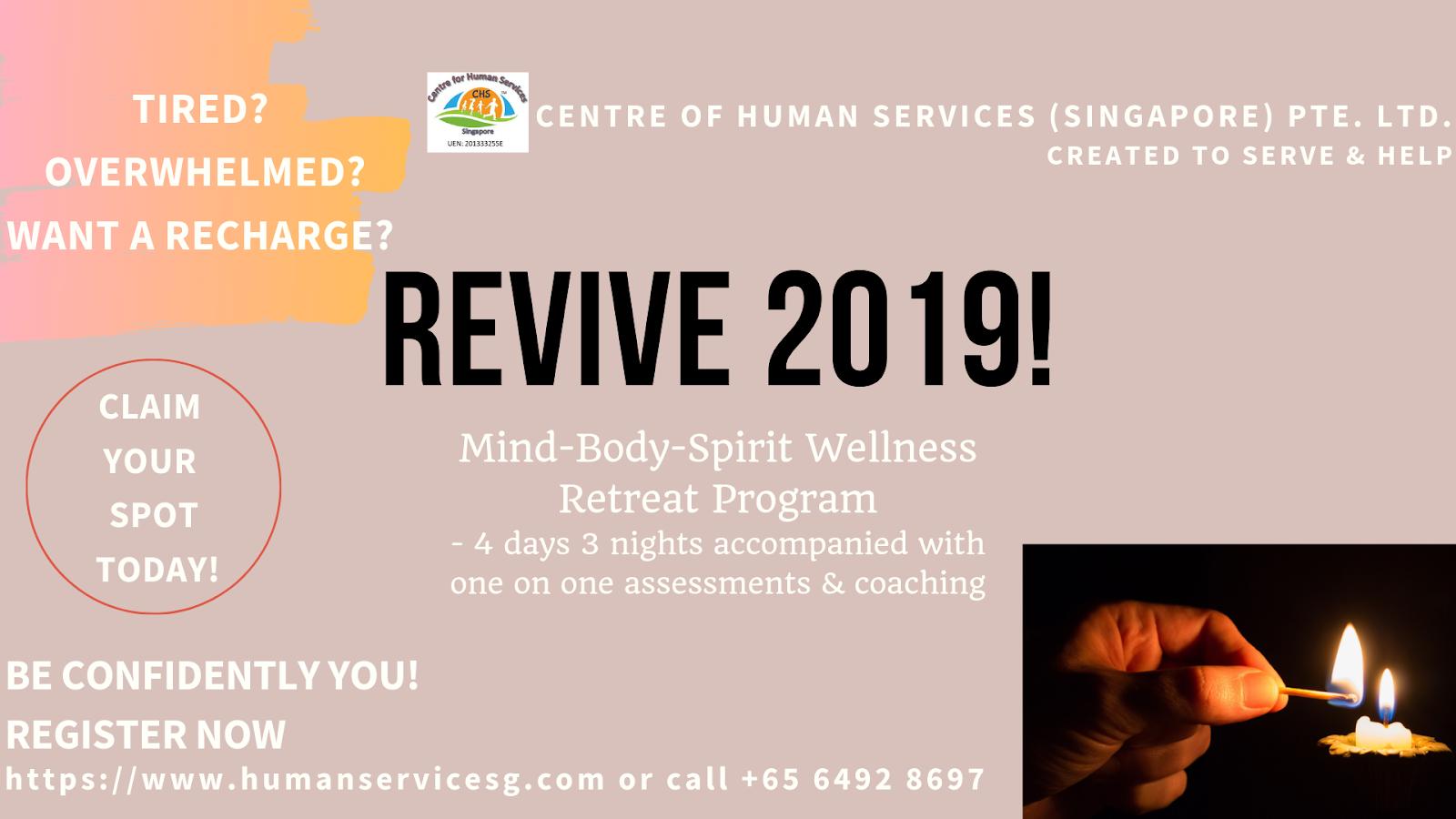 REVIVE RETREAT