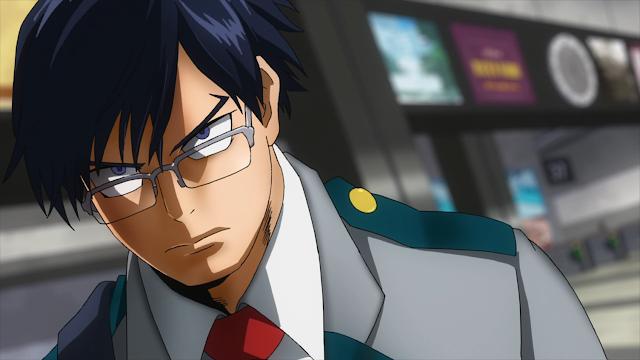الحلقة الثالثة عشر من Boku no Hero Academia S2 مترجمة
