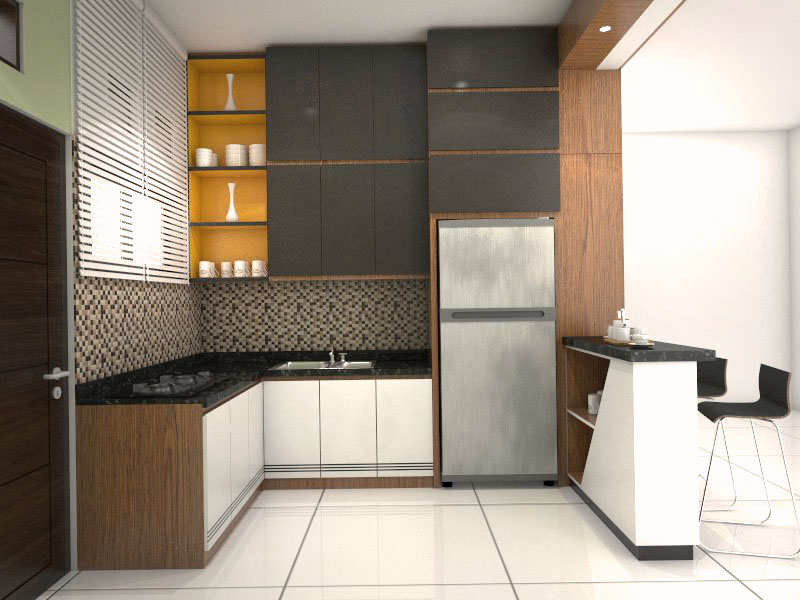 Kitchen Set Mr Fendi Balikpapan Srengenge