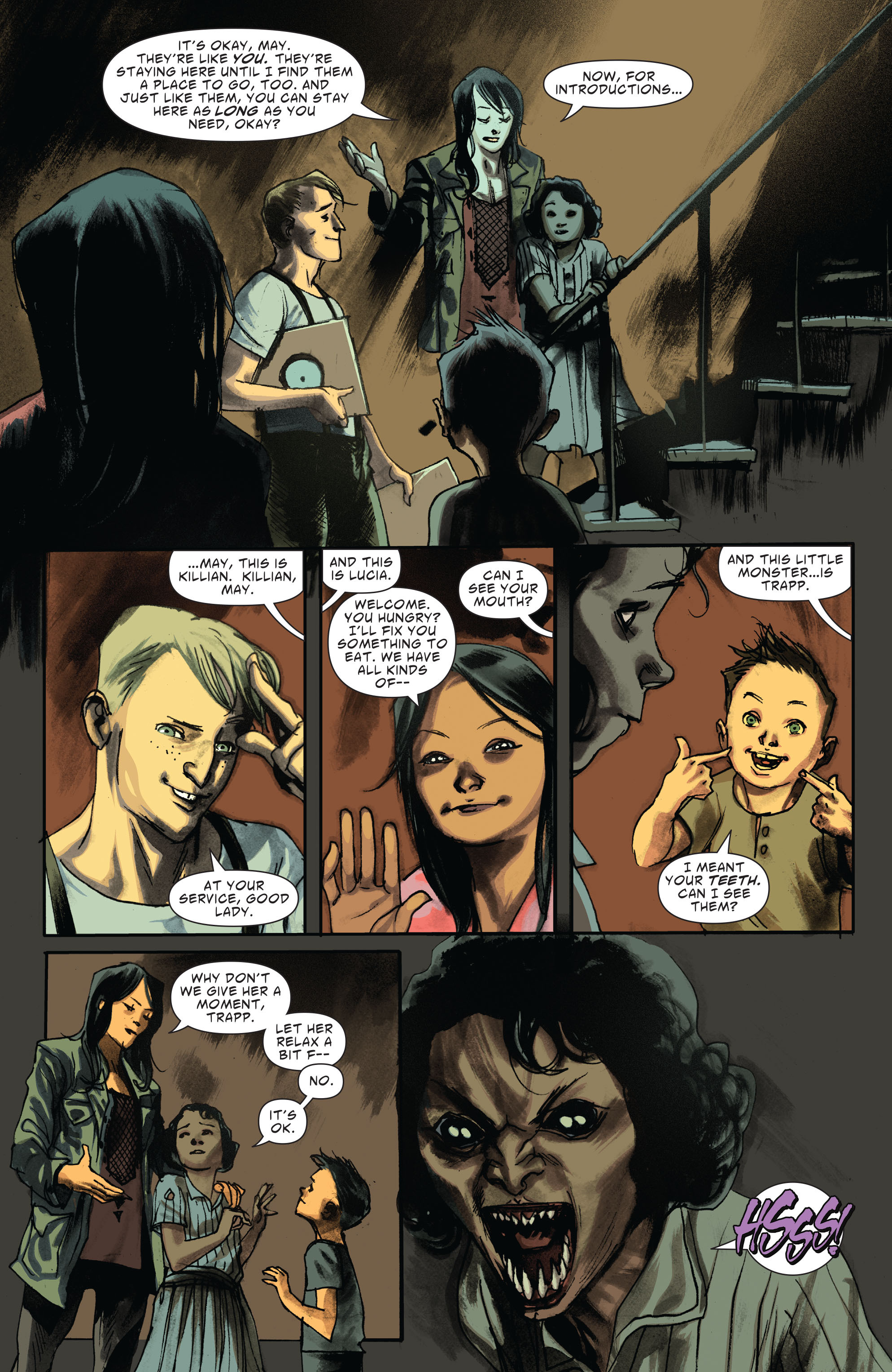 Read online American Vampire: Second Cycle comic -  Issue #1 - 18