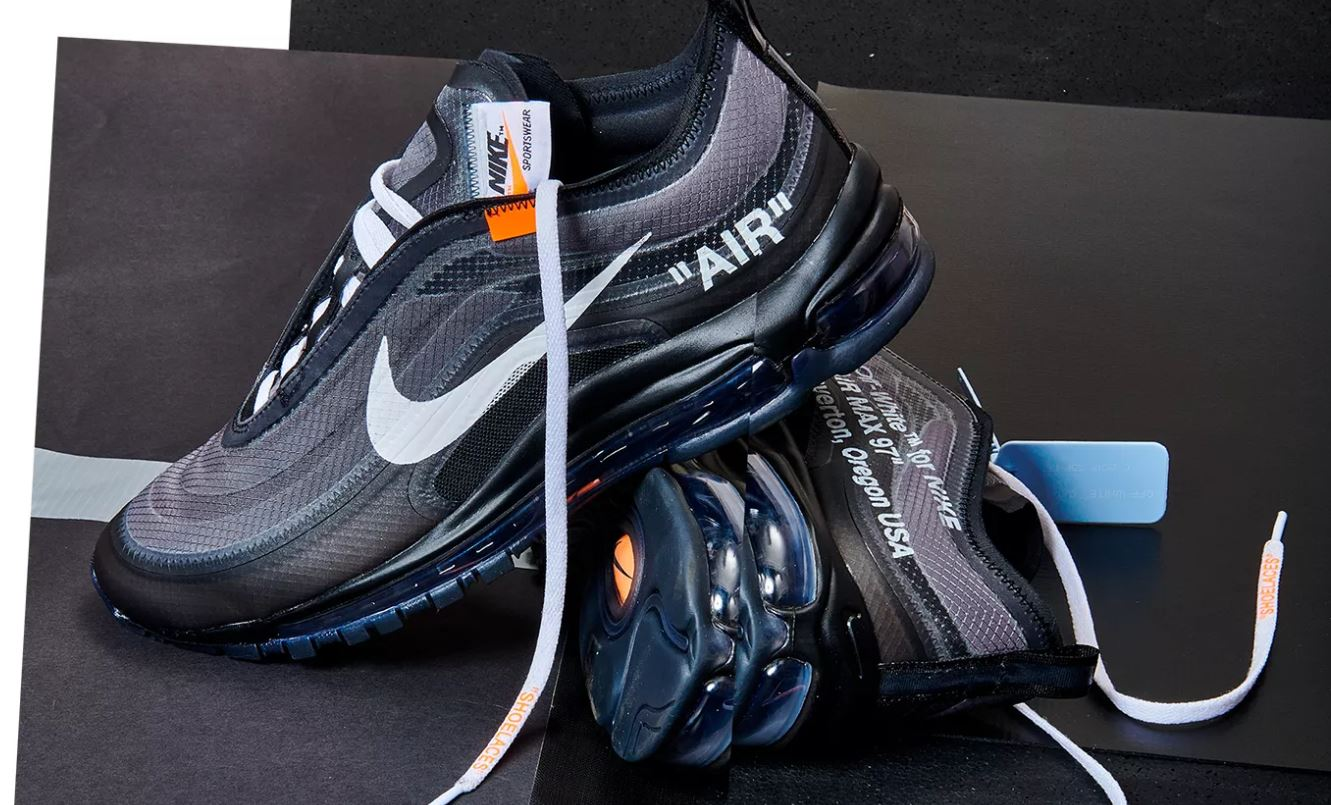 THE SNEAKER ADDICT: Off White x Air Mix 97 Sneaker (Where To