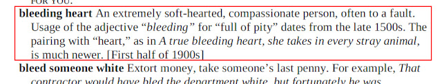 Arti Bleeding Heart