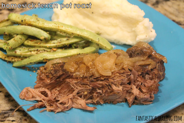 Homesick Texan Pot Roast #recipe #maindish #potroast #brisket #beef