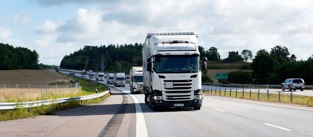 Keep on trucking? No, Keep on Platooning! thumbnail
