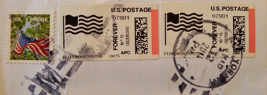 APC Automated Postal Center US Postage FOREVER