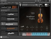 Native Instruments Stradivari Violin v1.1.0 KONTAKT Library