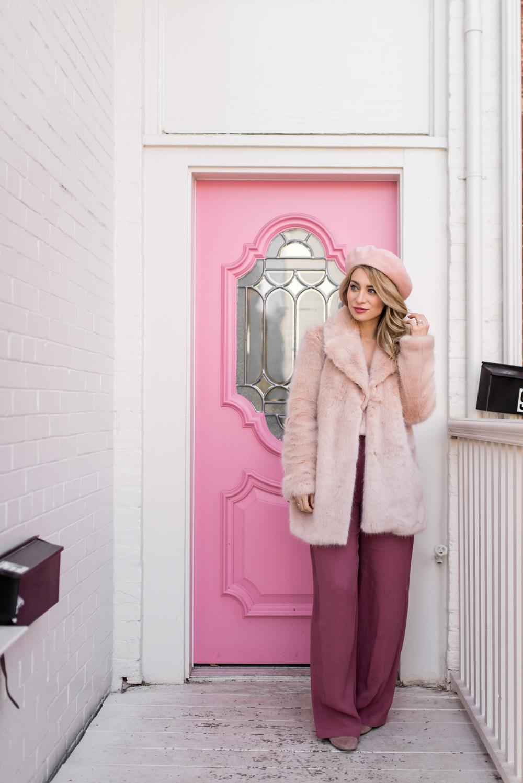 pink door toronto