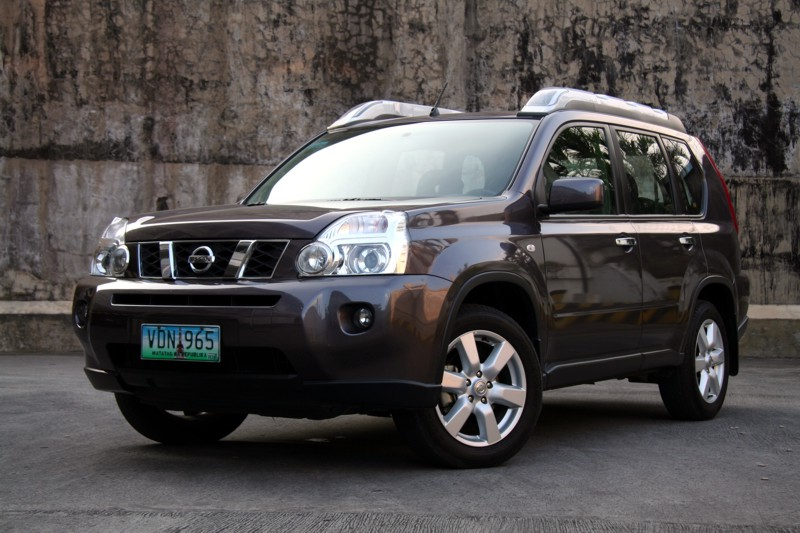 Review 2012 Nissan X Trail 2 5 4wd Philippine Car News