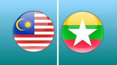 Live Streaming Malaysia vs Myanmar AFF B-22 22.2.2019