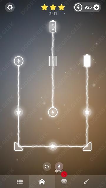 Laser Overload [Intermediate] Level 3-11 Solution, Walkthrough, Cheats