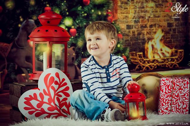 Studio fotograficzna - zdjęcia świąteczne