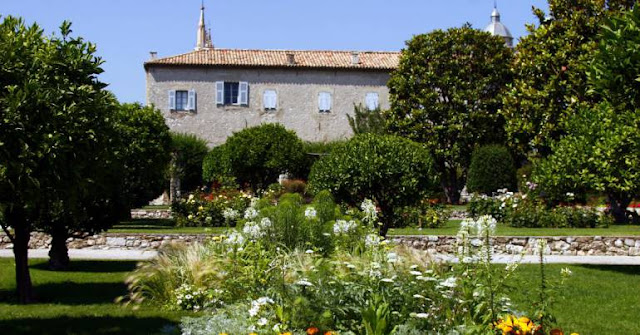 Jardin du Monastère de Cimiez em Nice