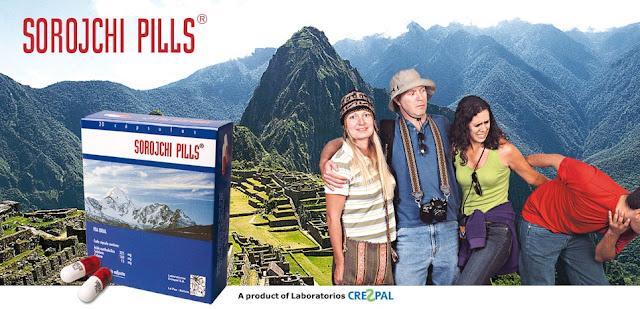 Mal de altura Peru, Sorojchi pills Peru, Altitude Sickness