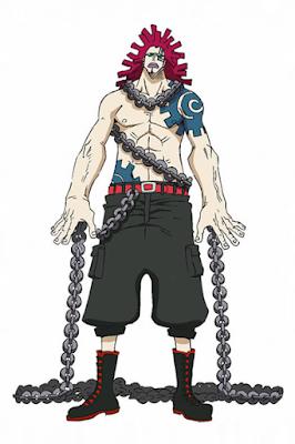แมด เทรเชอร์ (Mad Treasure) @ One Piece - Heart of Gold