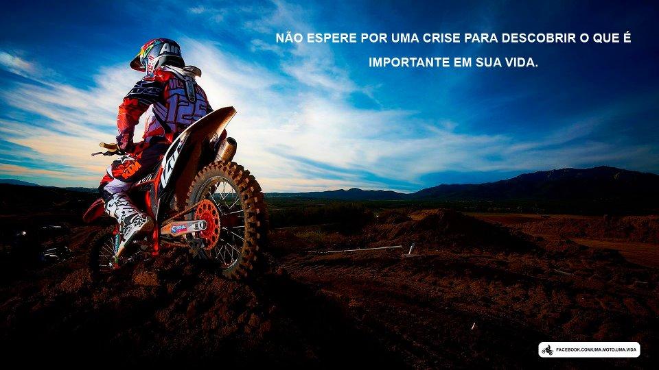 motocross e vida