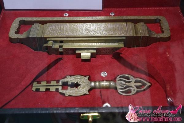 Kunci Makam Baginda Rasulullah S.A.W