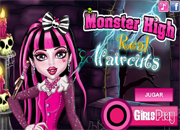 Monster High Real Haircuts